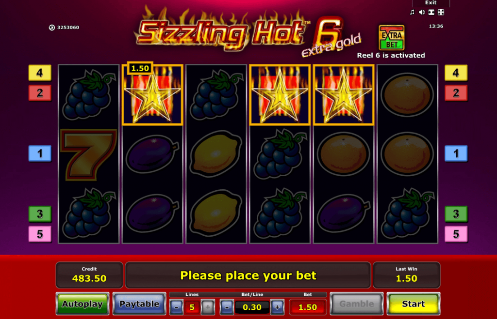 Play Twin Spin Slot Game Online | OVO Casino