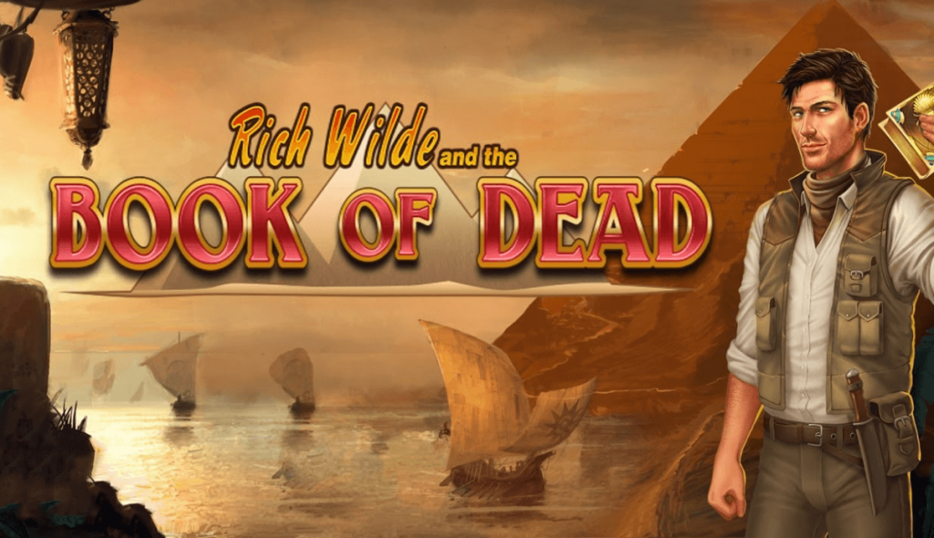book of dead casino bonus
