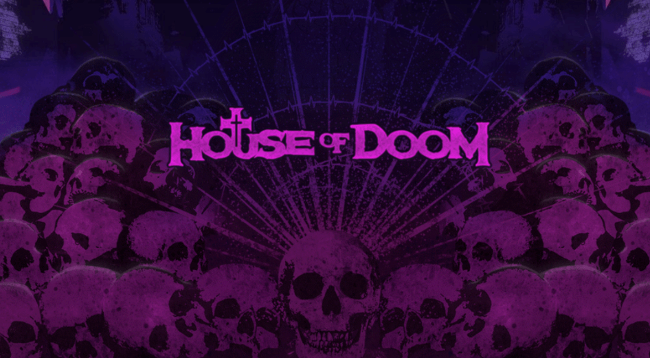Spiele House of Doom im Rizk Casino