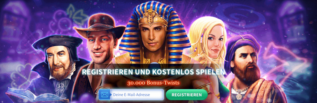 Gametwist.De Login